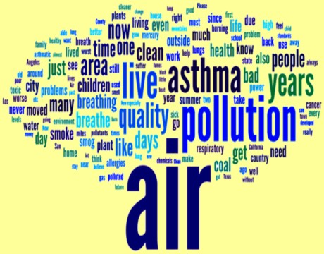 air pollution is a big threat to all life on Earth