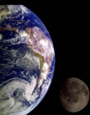 Earth, our globe, our life on Earth would be very different without the moon. Nature education explains how the moon changes all life on Earth, types of natural laws