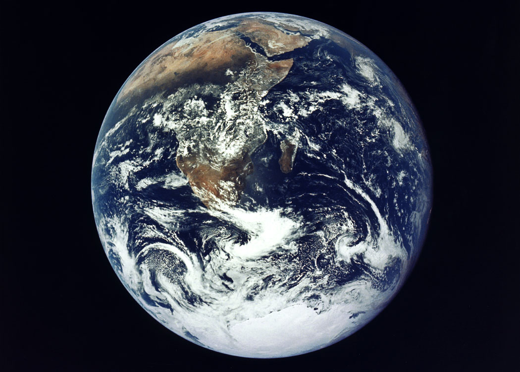 look how beautiful earth is. this is the earth south pole - World oceans provide a lot of food for many people, polluted oceans cannot do that, cool water from the south pole has more oxygen, can produce more food for fish. more food for fish leads to more fish equals more sea food for humans - many humans on earth depend on sea food