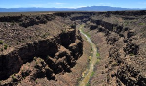 Conservation education online: Once upon a time nature was green trees along the Rio Grande, riparian areas cleaned the water, reduced erosion. Conservation education explains how nature conservation helps to save Earth as humans know it