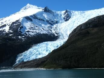 video on melting glaciers - how global warming will change life on Earth - non profit organization Nature education to keep humans future alive, learn with educational videos