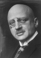 BSB science Chemistry: German chemist Fritz Haber
