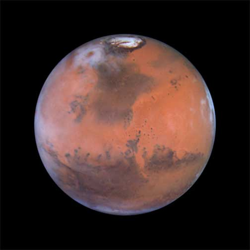 pictures of mars the planet. Mars is the planet