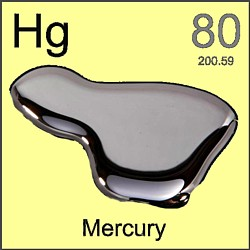 Physical And Chemical Properties Of Mercury The Element
