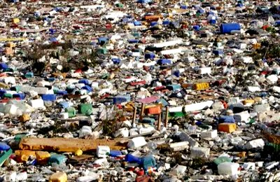 garbage and trash in the Pacific ocean kill marine life and change water temperatures, supporting hurricanes. Storms carry contaminated ocean water far inland resulting in water pollution, destruction of marine habitat, nature, wildlife. Life on Earth is endangered because of this international environmental disaster