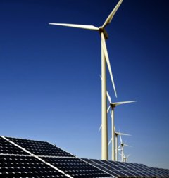 energy can be renewable or non-renewable. Renewable energy will be there for us for millions of years, non-renewable energy will be used till it is gone