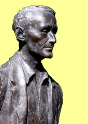 Hermann Hesse, born July 2, 1877 � August 9, 1962 was a German-Swiss poet, novelist, and painter. His best-known works include Steppenwolf, Siddhartha, and The Glass Bead Game, each of which explores an individual's search for authenticity, self-knowledge and spirituality. In 1946, he received the Nobel Prize in Literature