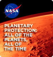 Conservation education online : NASA mission protect all planets in our solar system all the time
