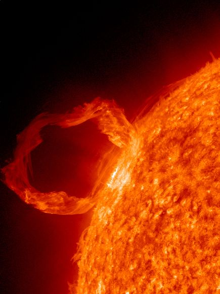in Earth's solar system the sun provides energy, renewable energy for millions of years. Helium fusion sends us more clean energy, than all humans on Earth can use